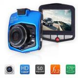 Cuci Gudang Mobil Mini Kamera Dvr Mobil Kamera Video 1080 P Full Hd Video Perekam Parkir Registrasi G Sensor Night Vision Kamera Dasbor Biru