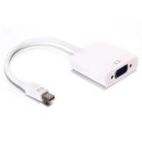 Spesifikasi Mini Pelabuhan Tampilan Untuk Dp Vga Adaptor Kabel Konverter Untuk Apple Imac Mac