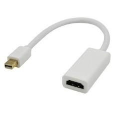 Spesifikasi Mini Displayport Dp Untuk Hdmi Adaptor Kabel Kabel Pendek Untuk Macbook Pro Imac Air Putih Intl Oem