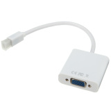 Harga Mini Dp For Vga Adaptor Kabel Konverter For Imac Laptop Pc Tablet For Petir Yang Bagus