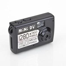 Harga Mini Dv Digital Camera 5Mp Hd Hitam Satu Set