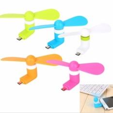 Mini Fan USB - Kipas Angin Mini Handphone Portable