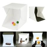 Beli Mini Folding Photo Studio Shooting Tenda With Led Fotografi Studio Tenda Lampu Kamar Dengan Kartu Kredit