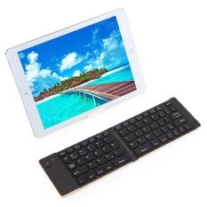 Diskon Mini Keyboard Lipat Bluetooth Pengadaan For Ios Android Jendela Platinum