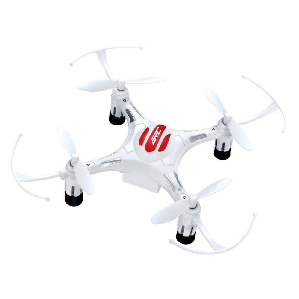 Mini H8 Drone Pocket Quadcopter Rc 2 4Ghz 4Ch 6 Axis White Murah