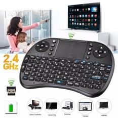 Mini Keyboard 2.4G Wireless Touchpad for Android Tv Box Player