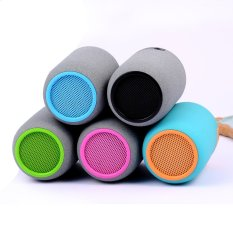 Mini Kin Portable Speaker (Hijau)-Intl
