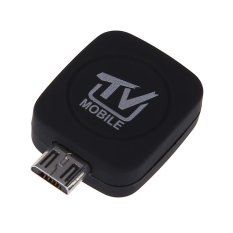 Mini Micro USB DVB-T Digital TV Tuner Receiver untuk Ponsel Android Tablet PC-Intl