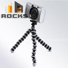 Tripod Fleksibel Mini Gurita Berdiri Gorila Pod untuk Iphone Kamera Video Camcorder Olahraga-Internasional
