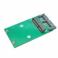 Jual Mini Pci E For Ssd Msata 4 57 Cm Mikro Sata 7X9 16Pin Adaptor Tambahan Yang Diterima Pcba For Hard Disk Ssd Satu Set