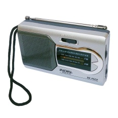 Mini Portable Pocket Am Fm Telescopic Antena Radio Dunia Receiver Speaker Fm 88 108 M Hz Am 530 1600 K Hz Sm R22 Di Tiongkok