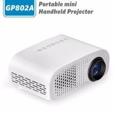 Mini Portable Projector LED 100 Lumens GP802A - Proyektor