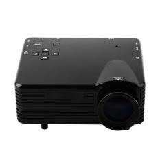 Harga Mini Portable Projector Led 100 Lumens Analog Tv Sd Card Usb Port Support 480X320P Gp7S Terbaik