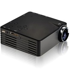Beli Mini Portable Projector Led 120 Lumens With Analog Tv Receiver Sd Card Support Online Terpercaya