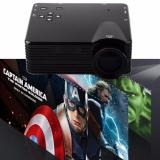 Jual Mini Portable Projector Led Vs320 400 Lumens With Analog Tv Receiver And Sd Card Support 320X240Px Original