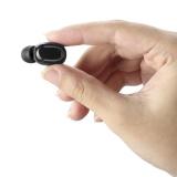 Spesifikasi Mini Q13 Bluetooth Earphone Invisible Headphone Dengan 6 Jam Playtime Mobil Headset Dengan Mic Intl Bagus