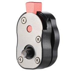 Review Terbaik Mini Rilis Cepat Piring For Lengan Ajaib Cahaya Led Monitor Lcd Kamera Camcorder Dicurangi