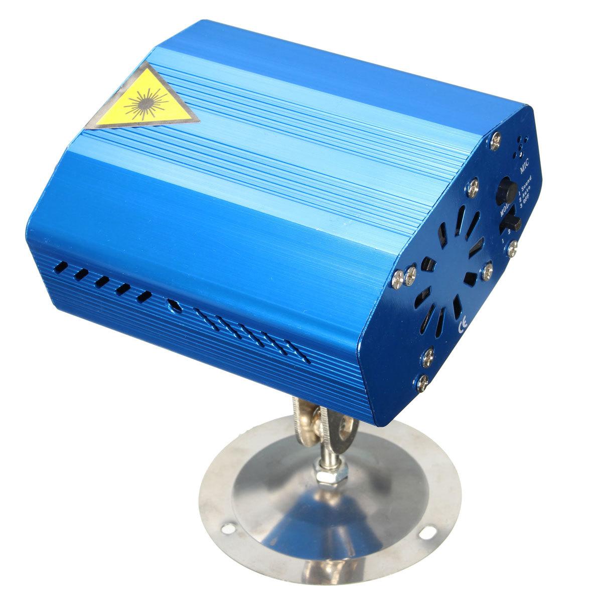 Tips Beli Mini R G Otomatis Suara Dj Xmas Pesta Disko Lampu Panggung Laser Led Proyektor Remote Ue Intl
