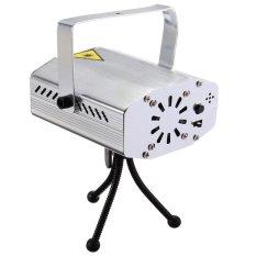 Ulasan Lengkap Mini R G Otomatis Suara Dj Xmas Pesta Klub Lampu Panggung Laser Led Proyektor Remote Inggris