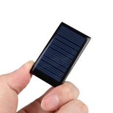 MagicWorldMall Mini Panel Tenaga Surya 5 V 0.15 W 30mA DIY Modul untuk Mainan Sel Baterai