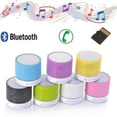 Mini Speaker Bluetooth Portable Wireless Super Bass Random Asli