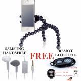 Harga Mini Tripod Flexible Tripod Gorilla Pod Shuter Bluetote Samsung Heandsfree Yang Bagus