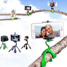 Mini Tripod Portable Stand Support For iPhone 500JCAM Sj4000 Gopro Sports Camera - intl