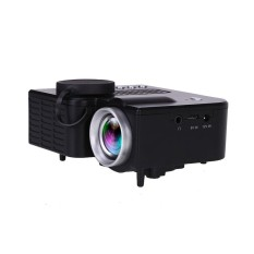Mini UC28A HD LED Proyektor Bioskop Rumah Theater HDMI AV TF USB Jarak Jauh AS Steker AS Steker-Internasional