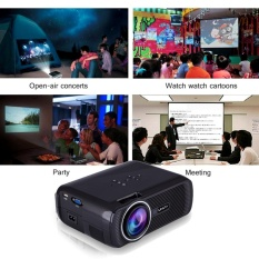 Beli Mini Wifi 7000 Lumens 1080P 3D Hd Led Portable Projector Theater Home Cinema Intl Not Specified Dengan Harga Terjangkau
