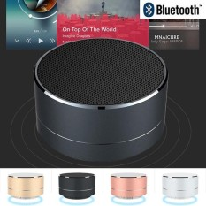 Mini Wireless Bluetooth Speaker Super Stereo Audio Receiver Subwoofer With FM Radio TF Card Handsfree For Phone - intl