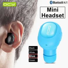 Toko Mini Stereo Bluetooth Nirkabel Di Telinga Headset Headphone Untuk Samsung Biru Th502 Murah Indonesia