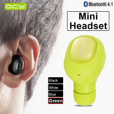 Jual Mini Stereo Bluetooth Nirkabel Di Telinga Headset Headphone Untuk Samsung Hijau Th503 Termurah