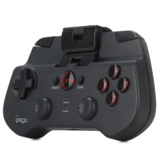 Minicar Black iPega PG 9017S Bluetooth Wireless Game Pad Controller for Android / iOS / PC and etc. Games - intl