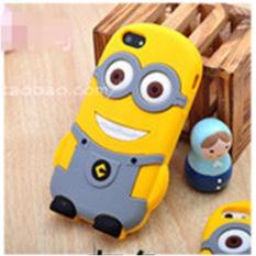 Harga Minion Despicable Me Tpu Case For Samsung Galaxy S5 Dark Gray Paling Murah