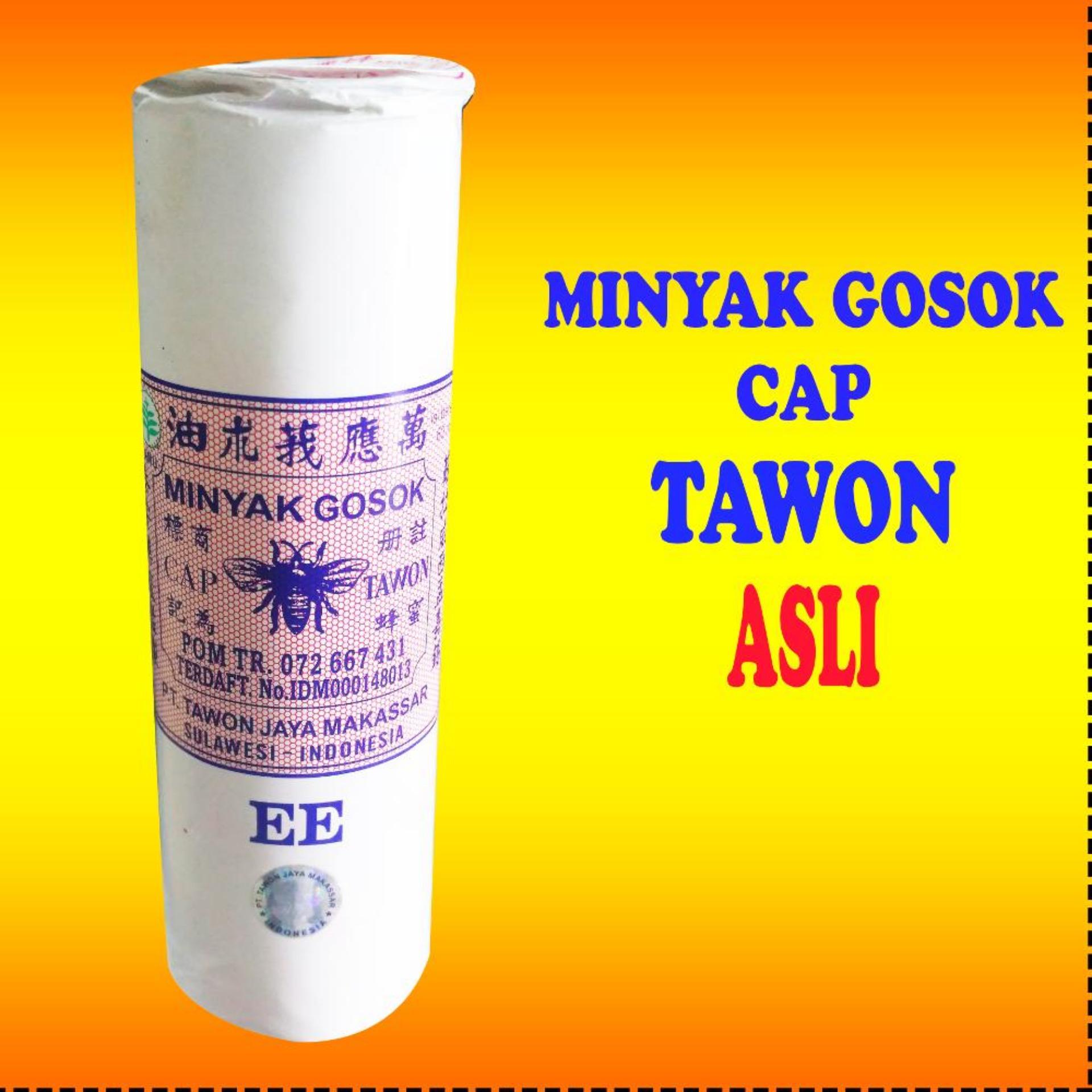 Minyak Gosok Cap Tawon ASLI MAKASSAR EE - 95ML