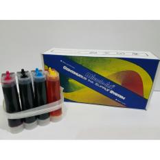 Miracle Ciss Infus Canon 4 warna 100ml plus tinta
