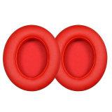Dapatkan Segera Misodiko Earpad Pengganti Bantal Kompatibel For Mengalahkan Studio2 Atas Headphone Telinga 1 Pasang Merah