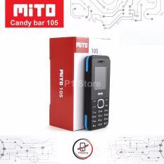 Mito 105 - Camera - Dual SIM - Garansi 1 tahun - mirip nokia 105