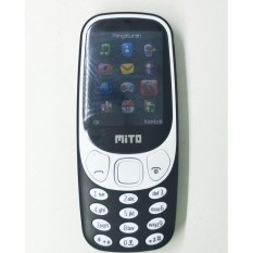 Review Mito 220 Big Speaker 2 4 Dual Sim Gsm Magic Voice Mito Di North Sumatra