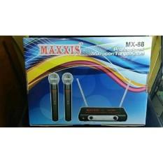 MIX / MIC / MICROPHONE WIRELESS MAXXIS MX-88