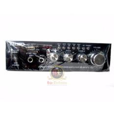 Mixer Ealsen Amplifier Power Karaoke ES-803P2 Stereo
