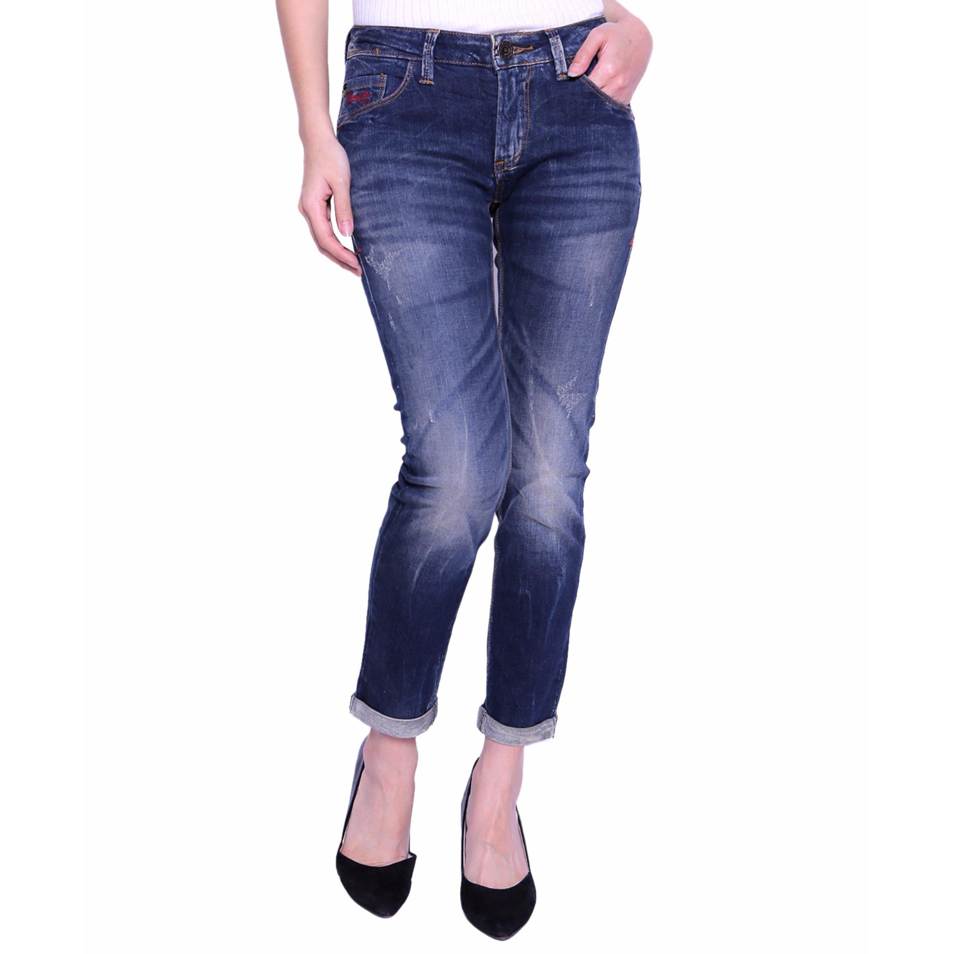 Review Toko Miyoshi Jeans My023Ablh16 Skinny Jeans 7 8 Online
