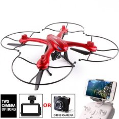 Promo Mjx Drone X102H Camera 5 Mega Pixel Fpv Hd Real Time Rc Drone 2 4Ghz 6 Axis Murah