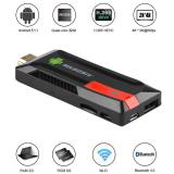Mk809 Iv Android 5 1 1 Tv Dongle Rk3229 Quad Core 2G 8G Uhd 4 Kb Hdmi Kodi Xbmc 3D Mini Pc H 265 Wifi Airplay Miracast Dlna Smart Media Player Steker As Internasional Original