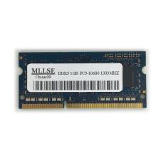 MLLSE Asli Merek Baru DDR3 1 GB 1333 MHz PC3-10600 untuk Laptop RAM Memori 204pin-Intl