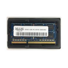 MLLSE Asli Merek Baru DDR3 4 GB 1066 MHz PC3-8500 untuk Laptop RAM Memori 204pin-Intl