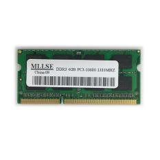 MLLSE Asli Merek Baru DDR3 4 GB 1333 MHz PC3-10600 untuk Laptop RAM Memori 204pin-Intl