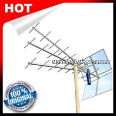 MMS Antena TV Titis TT-1000 UHF Super Peka Anti Rontok - Silver