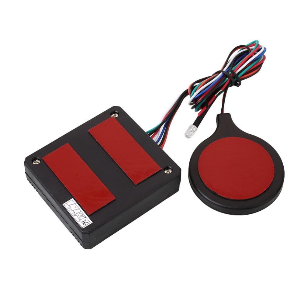 Mobil Tombol/RFID Pencuri Kunci Keyless Entry Immobilizer Anti-Theft Mesin Alarm-Intl