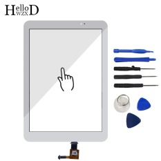 Mobile Phone Front For Huawei Mediapad T1 10 Pro LTE T1-A21L T1-A22L T1-A21W Touch Screen Glass Digitizer Panel Lens Sensor Free Adhesive + Free Tools
